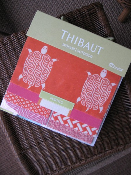 Thibaut Portico Collection of Indoor Outdoor Fabrics - Living With color Designs