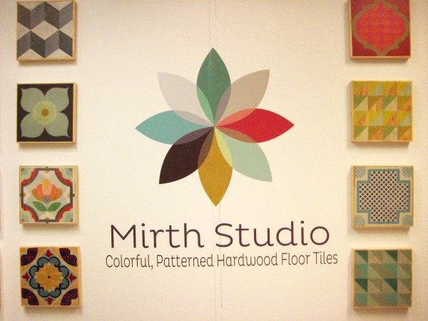 Display -Mirth Studio- Living With Color Designs Blog