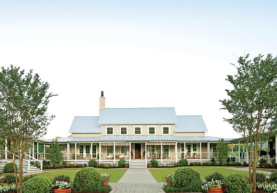 Southern Living Idea House at the Fontanel- Nashville