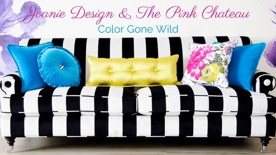 Color Gone Wild: Living With Color Designs Blog-Bold and Colorful Sofas and Chairs