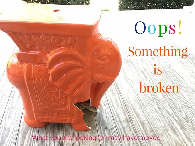 Oops something is broken: Living With Color Designs Blog