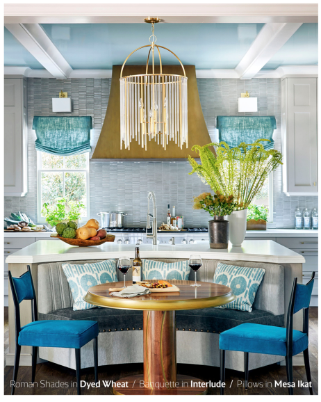 House Beautiful 2016 Kitchen Of The Year Living With Color Designs