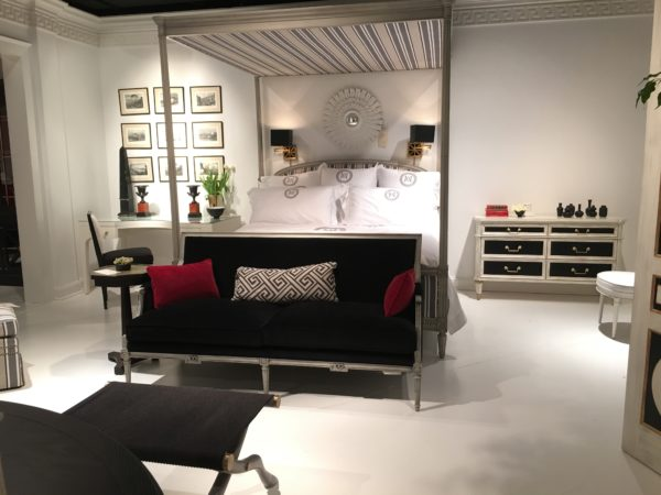 Mary McDonald for Chaddock: Living With Color Designs Blog- Canopy Bed