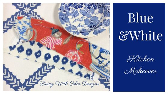 Blue And White Kitchen: Living With Color Designs
